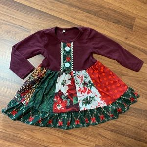 Other - 🎄Baby Girl Christmas Dress🎄